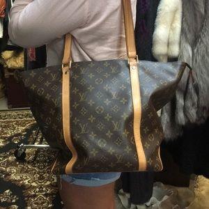 Authentic Louis Vuitton Tote bag